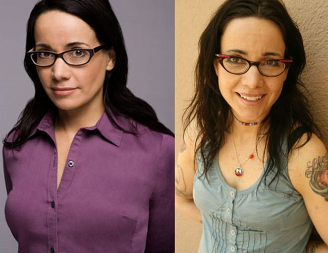 janeane garofalo before and after