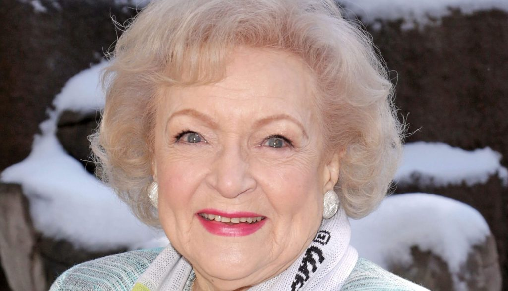 betty white which plastic surgery